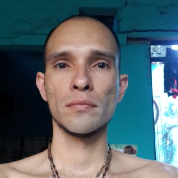 Daniel Franco Espitia, 34, Bucaramanga, Colombia