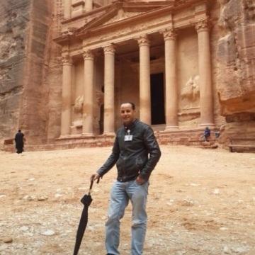 thaer, 41, Amman, Jordan