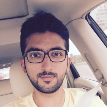 Gaurav Tuli, 28, Dubai, United Arab Emirates
