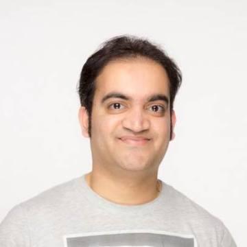 Raghu Cheruvu, 32, San Francisco, United States