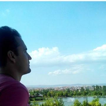 Aly Ksk, 31, Eskisehir, Turkey