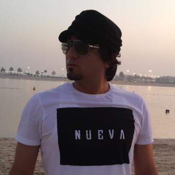 Mehdi Hassan , 29, Dubai, United Arab Emirates
