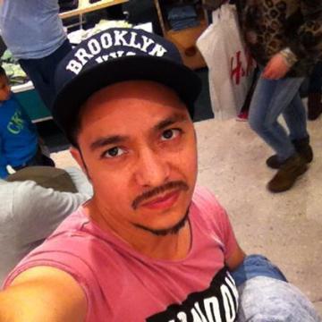 Patrick, 35, Santiago, Chile