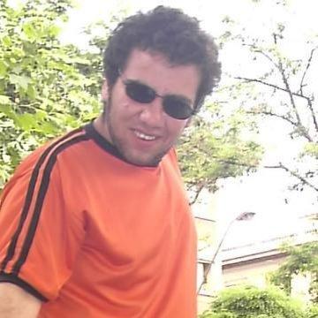 Cristo Cano, 33, Santiago, Chile