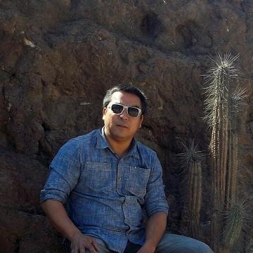 Michel Leon, 38, Antofagasta, Chile