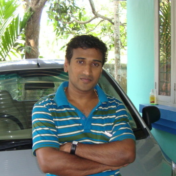 SREENIVAS, 39, Kochi, India