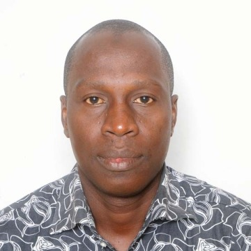 conte, 38, Conakry, Guinea
