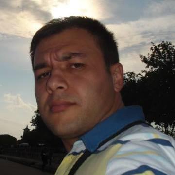 TANJU, 38, Istanbul, Turkey