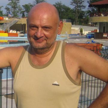 Srdjan Budisin, 61, Belgrade, Serbia