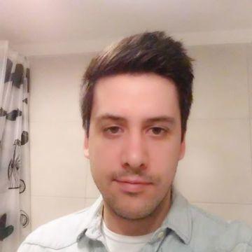 Matias Crosa, 31, Buenos Aires, Argentina