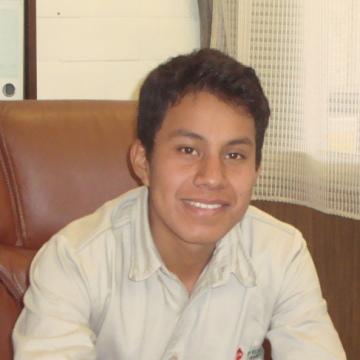 Alfredo Santos, 27, Oaxaca, Mexico