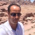 Thaer Al Saleh, 40, Amman, Jordan