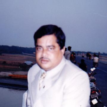 Azad Kamal, 43, Dhaka, Bangladesh