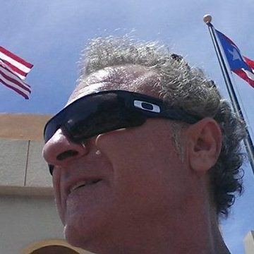 Sen MFerrel, 48, Miami, United States