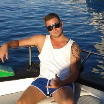 Dani Nakles, 29, Madrid, Spain