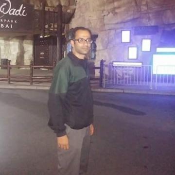 Rashid Gashkori, 28, Dubai, United Arab Emirates