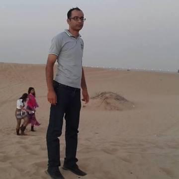 Rashid Gashkori, 27, Dubai, United Arab Emirates