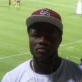 Ibrahim Bangura, 31, Abu Dhabi, United Arab Emirates