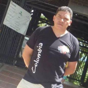 Alexander Perez Acero, 44, Bogota, Colombia