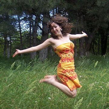 Lena, 29, Moldova Noua, Romania