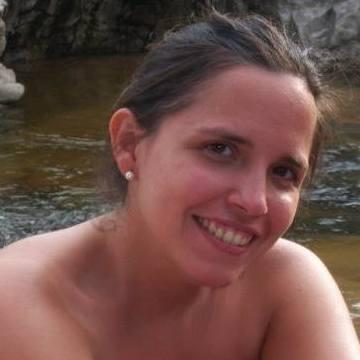 Gabi Avila Cambeiro, 30, Buenos Aires, Argentina