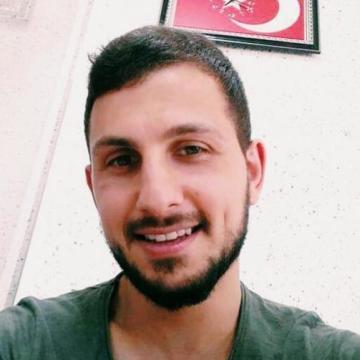 Tarık Aktürk, 27, Sakarya, Turkey