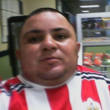 Jorge Mendoza, 32, Mexicali, Mexico