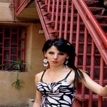 Qristi Kobidze, 32, Tbilisi, Georgia