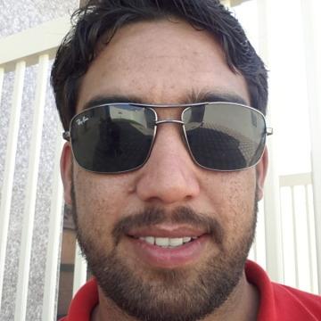 Umar Sadiq, 26, Ras Al Khaimah, United Arab Emirates