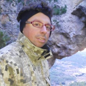 Lorenzo Romero, 43, Barcelona, Spain