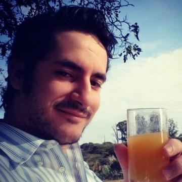 Oscar Hafner, 29, Madrid, Spain
