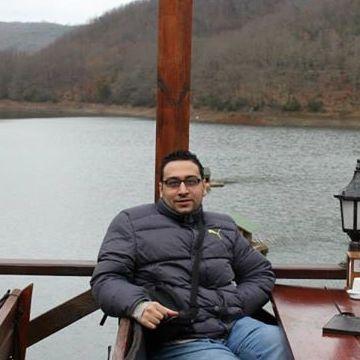 Ömer Türk, 34, Istanbul, Turkey