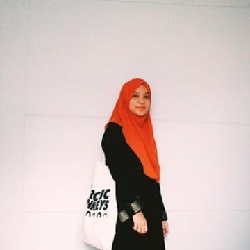 Nurul Syahira, 23, Singapore, Singapore