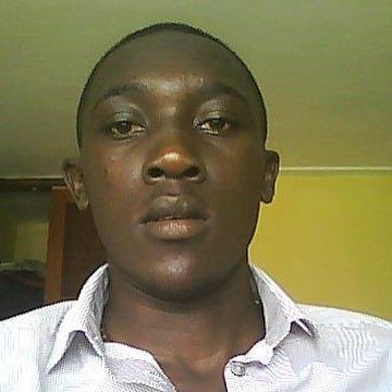 BUUZA JACOB, 23, Kampala, Uganda