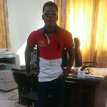 Oswald Silas, 24, Cotonou, Benin