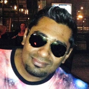 Anand , 31, Dubai, United Arab Emirates