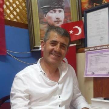 Serkan Balci, 46, Tekirdag, Turkey