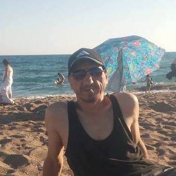 Haydar Uç, 36, Antalya, Turkey