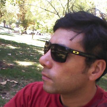 Mauricio Meza, 37, Santiago, Chile