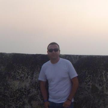 Fernando Hoyos, 37, Medellin, Colombia