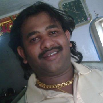 Chandra Shekar, 32, Dubai, United Arab Emirates