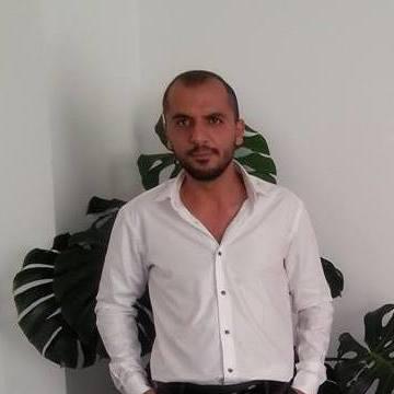 Ahmet Palaz, 32, Istanbul, Turkey