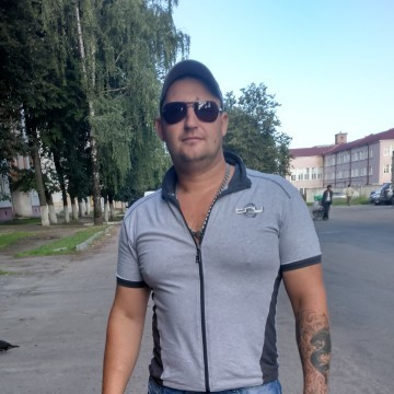 Sergey Ponkratov, 31, Bryansk, Russia