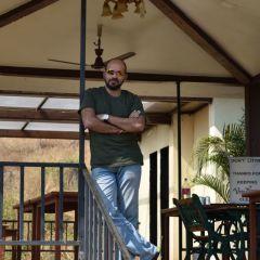 Makarand Pandhe, 33, Mumbai, India