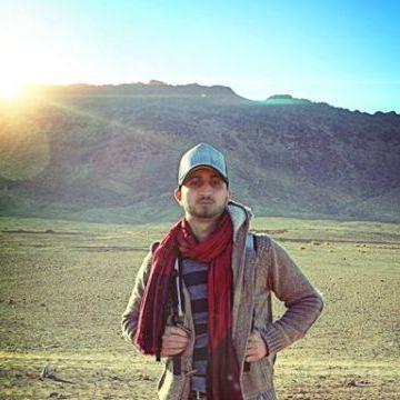 Tim Elmeghrassy, 24, Rabat, Morocco