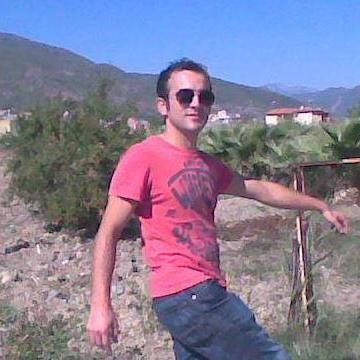 Volkan Kaplan, 32, Istanbul, Turkey