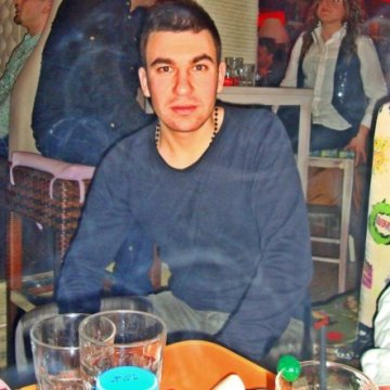 Plamen Ivanov, 29, Northampton, United Kingdom