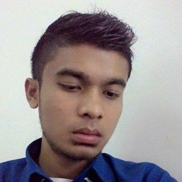 Rangga Gusra, 28, Padang, Indonesia