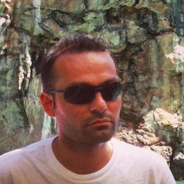 Ahmet Oruc, 37, Istanbul, Turkey