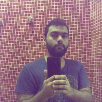 Anmar, 23, Jeddah, Saudi Arabia